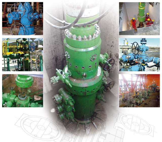 Wellhead and Completion Service